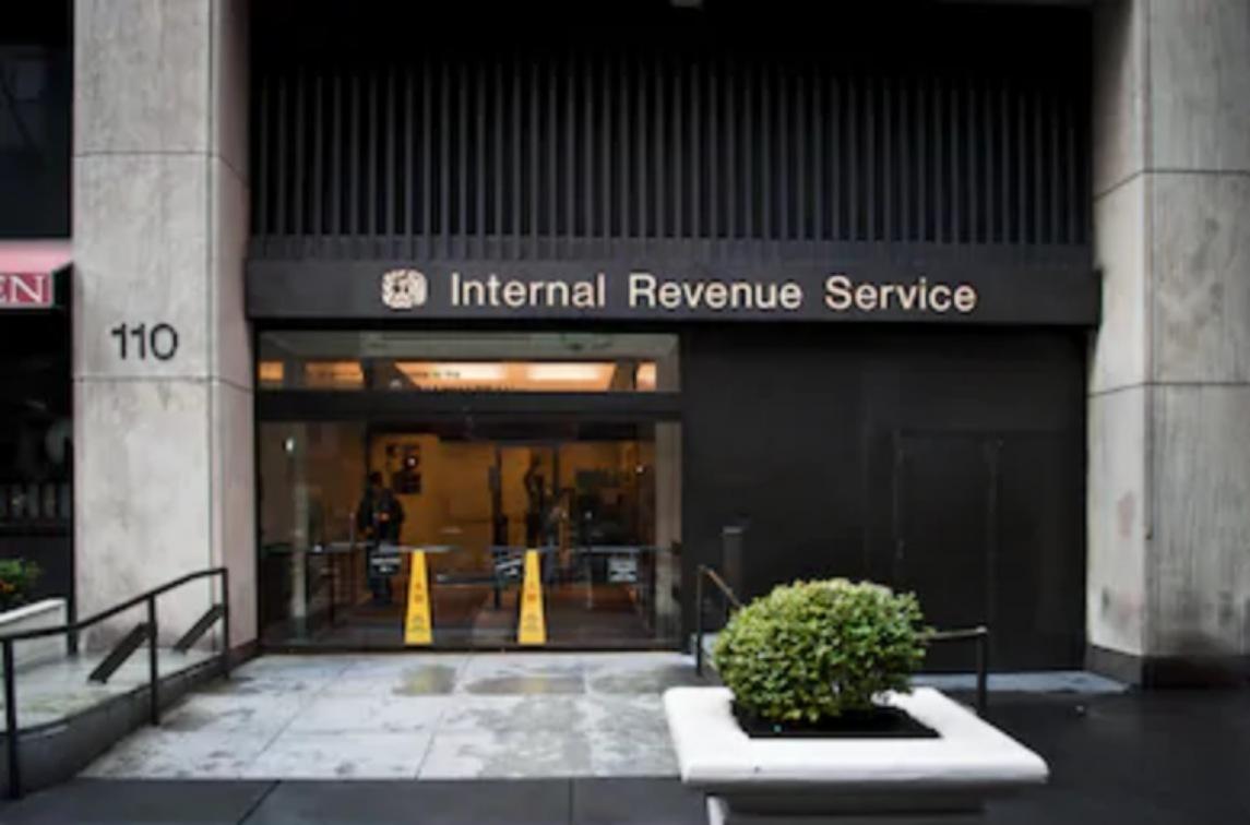 US IRS