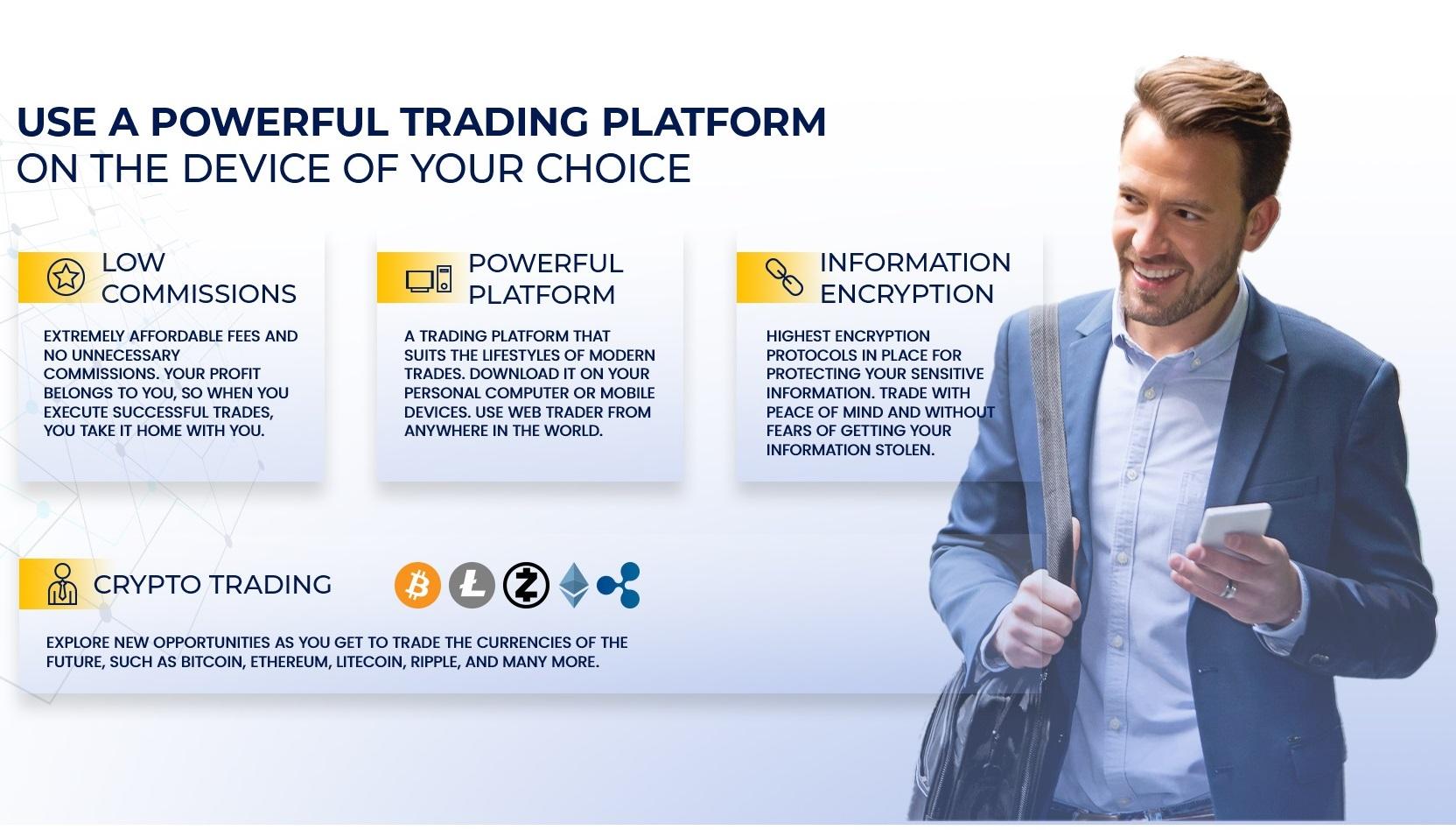 EZDSK crypto trading