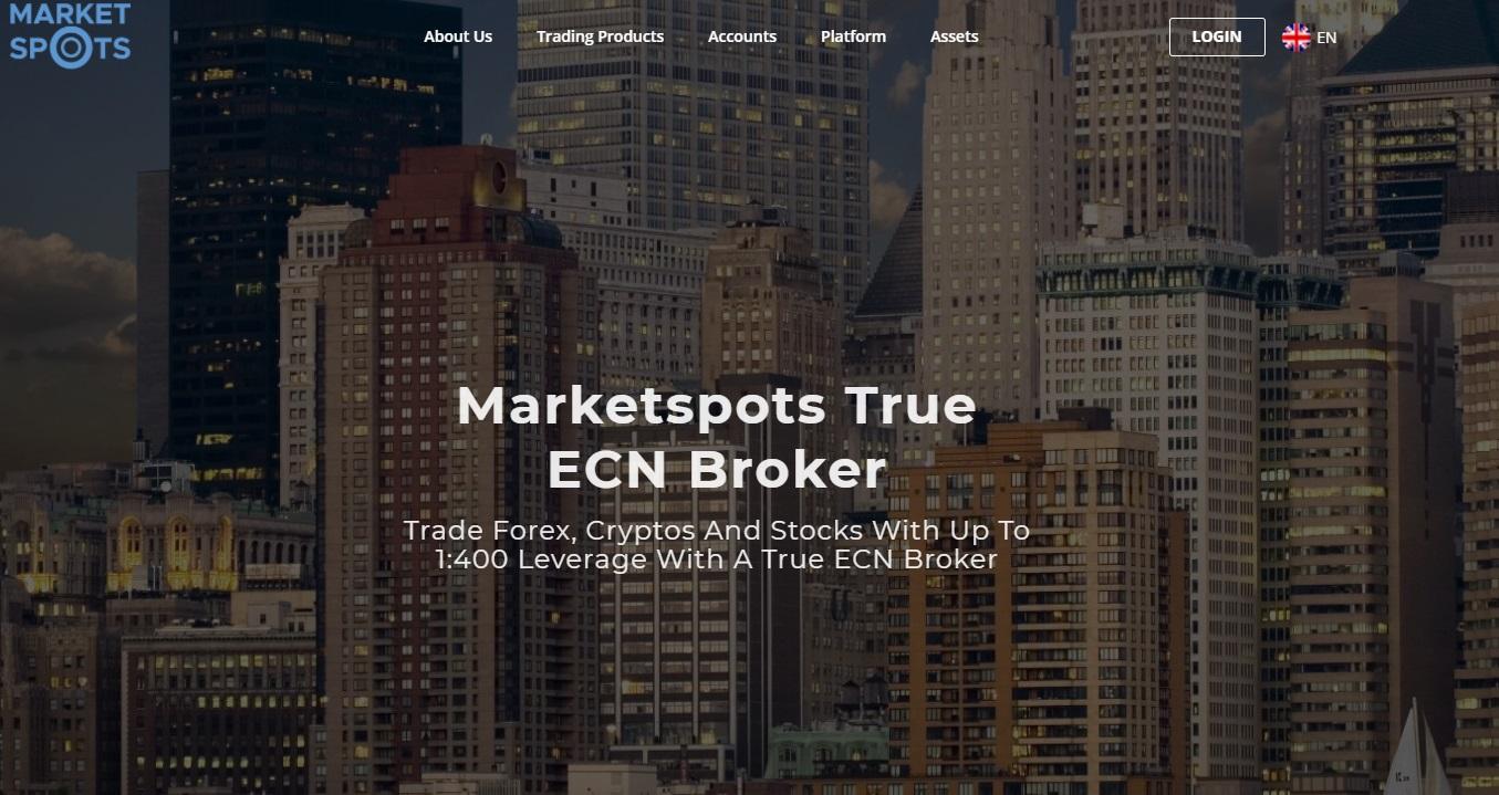 Trading Instruments at MarketSpots