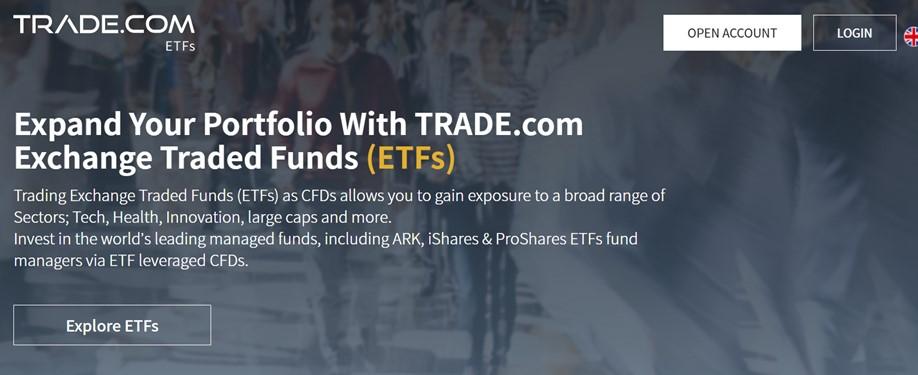 TRADE.com ETFs