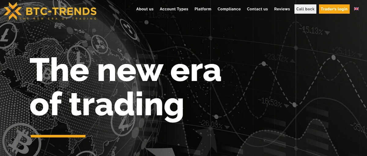 BTC-Trends home page